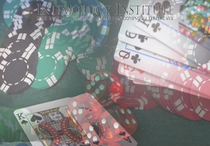 Poker Online Sekarang Juga Bisa Dapat Untung - TheIntiMologyInstitute