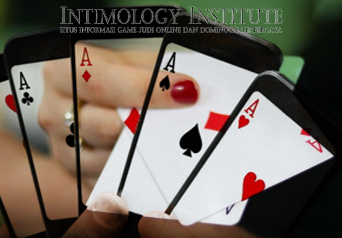 Judi Online Di Indonesia Dan Dunia - TheIntiMologyInstitute